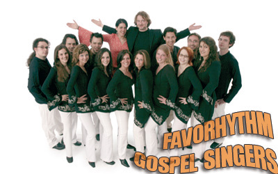 Favorhythm Gospel Singers